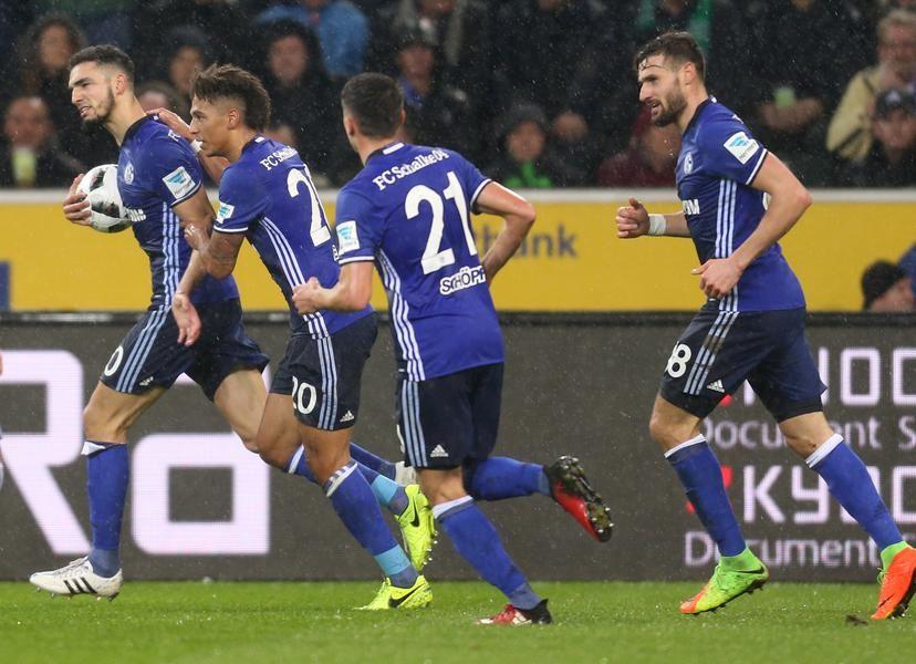Schalke Gladbach Zusammenfassung