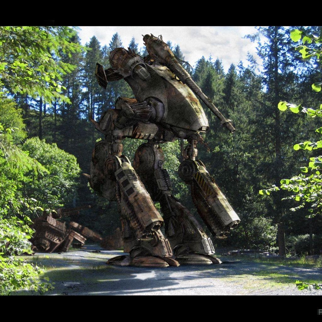 Mecha Ipad Wallpaper Mech Mecha Battle Robots