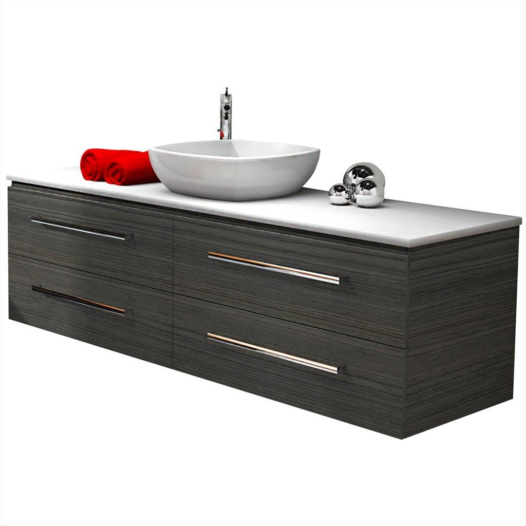 1500 Bathroom Vanity Timberline Ashton Vanity 1500 Wall Hung Woodgrain Or Gloss