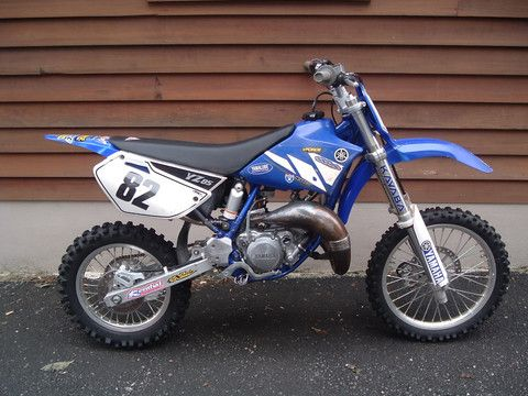 2003 Yamaha YZ85 Owner's / Motorcycle Service Manual | Yamaha ...