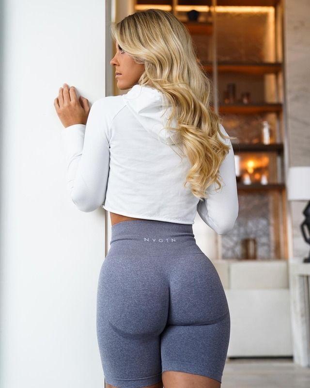 Sexy slutty yoga pants