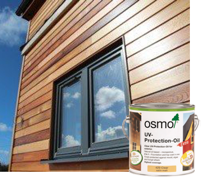 OSMO UK Cladding, Fencing & Garden Buildings (With