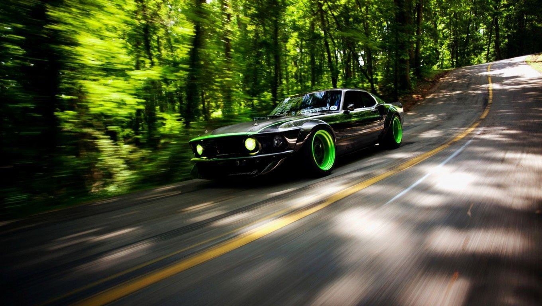 Mustang Racing Car Wallpapers Hd Race Car Wallpaper