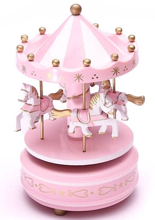 Princess Pink Carousel Romancing my Home!!!! Pinterest