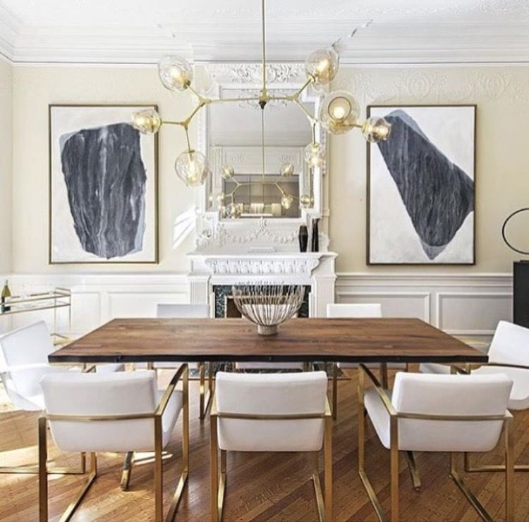 Pin By 5a Rent A Space On Dream Design Minimalist Dining Room
