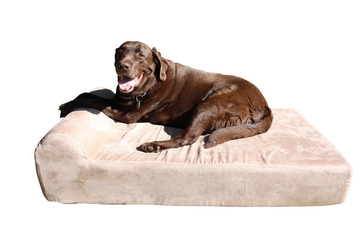 Large Ultimate Luxury 7 inch Gel Memory Foam