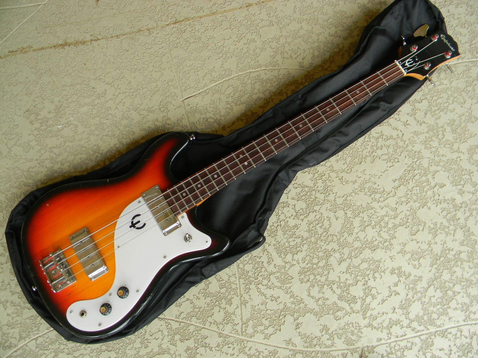 Vintage epiphone newport bass early 70's made in japan