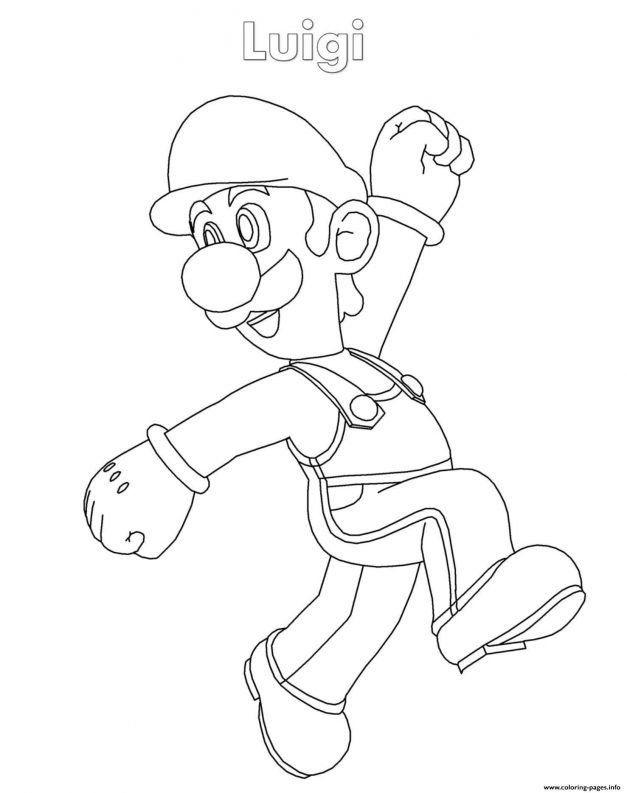 Free Mario Coloring Pages Coloring Mario Bros Coloring ...