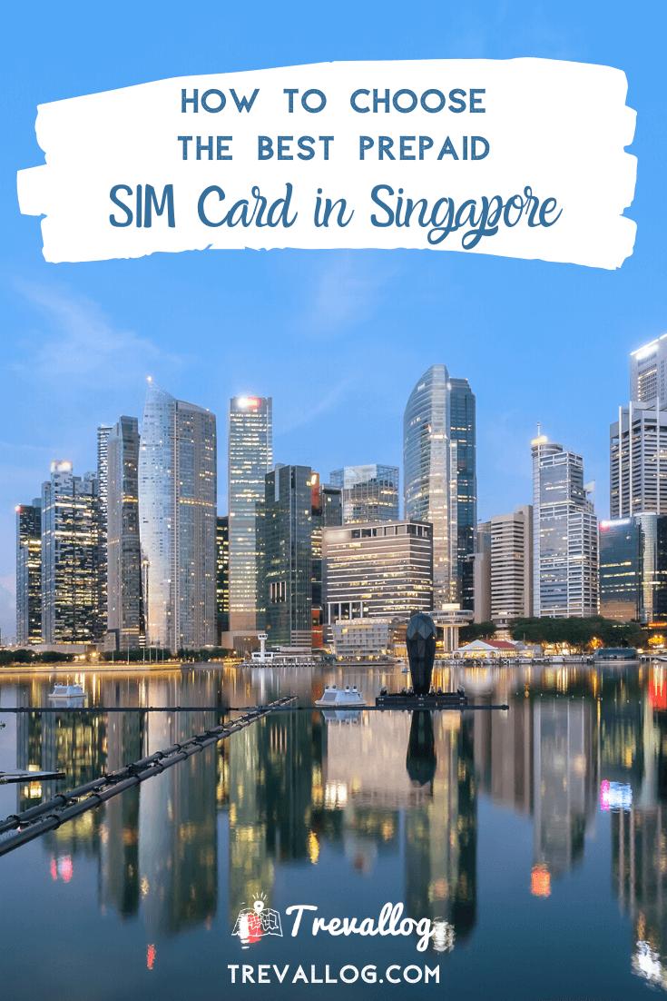 Best Singapore Prepaid Sim Card For Travellers Singapore Travel Singapore Travel Tips Travel