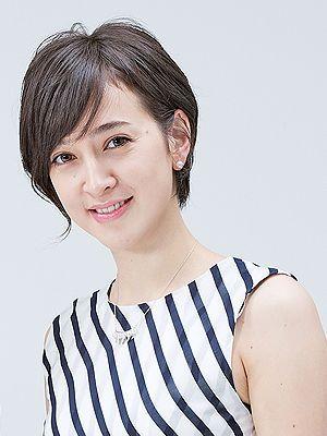髪型を参考にしたい芸能人 滝川クリステル ショートヘアスタイル画像集 短い髪のためのヘアスタイル 髪型 ヘアスタイル
