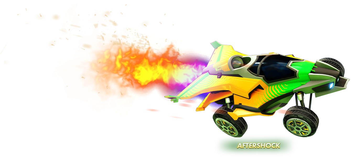 New Vehicle Aftershock Rocket League Neo Tokyo Aftershock