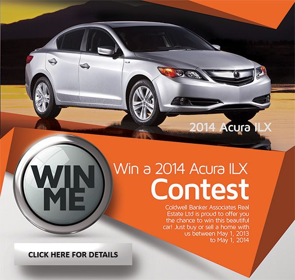 Win A 2014 Acura ILX Contest! (With Images)