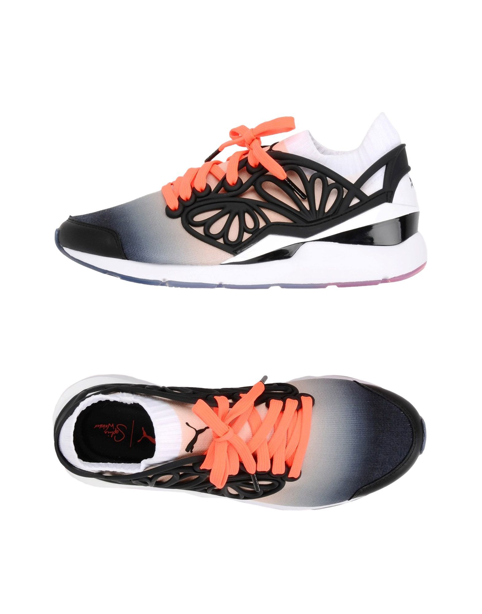SW TSUGI X CAGE FADE - FOOTWEAR - Low-tops & sneakers PUMA X SOPHIA WEBSTER AseGF