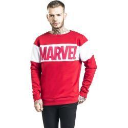 Marvel Logo SweatshirtEmp.de #howtodisguiseyourself