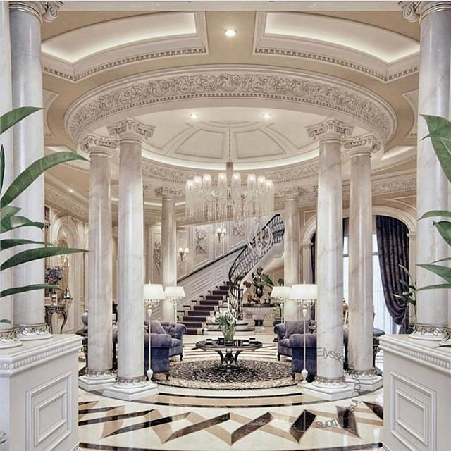 Amazing Home Interior 😍 Follow @mega_mansions