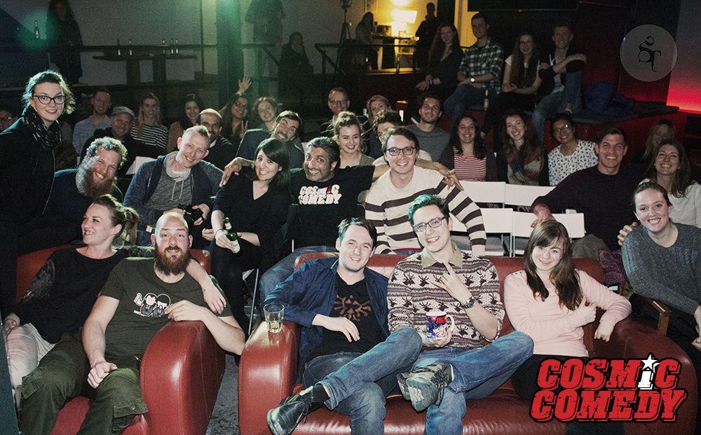 English Comedy Berlin