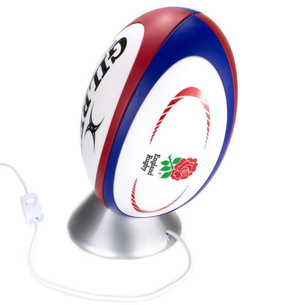 England Rugby Ball Light The Perfect England Rugby Gift In Sports Memorabilia Rugby Union Memorabilia Balls Ebay Ball Lights Rugby Gifts Rugby Ball