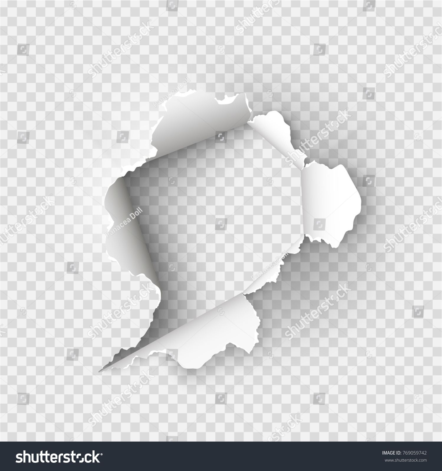 Ragged Hole Torn In Ripped Paper On Transparent Background Sponsored Sponsored Torn Hole Ragged Rip Vector Free Collage Background Transparent Background