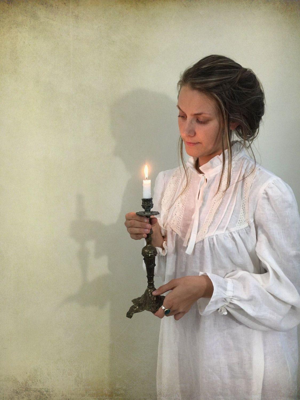 cbaaf27b9f Linen nightgown