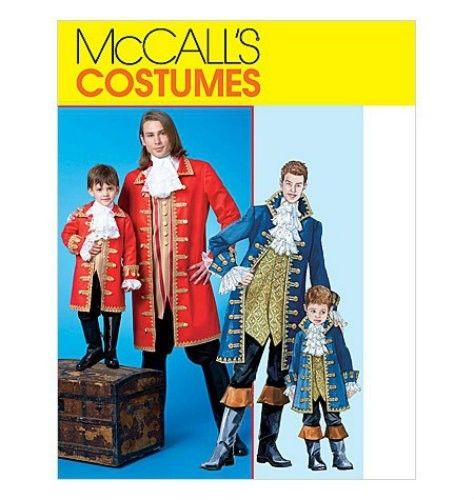 McCalls 6106 Mens Misses Animal Costumes Sewing Pattern Chest 34-36