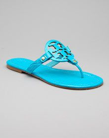 1e6804c81c810 Turquoise · tory burch miller thong flat sandal in a zillion colors