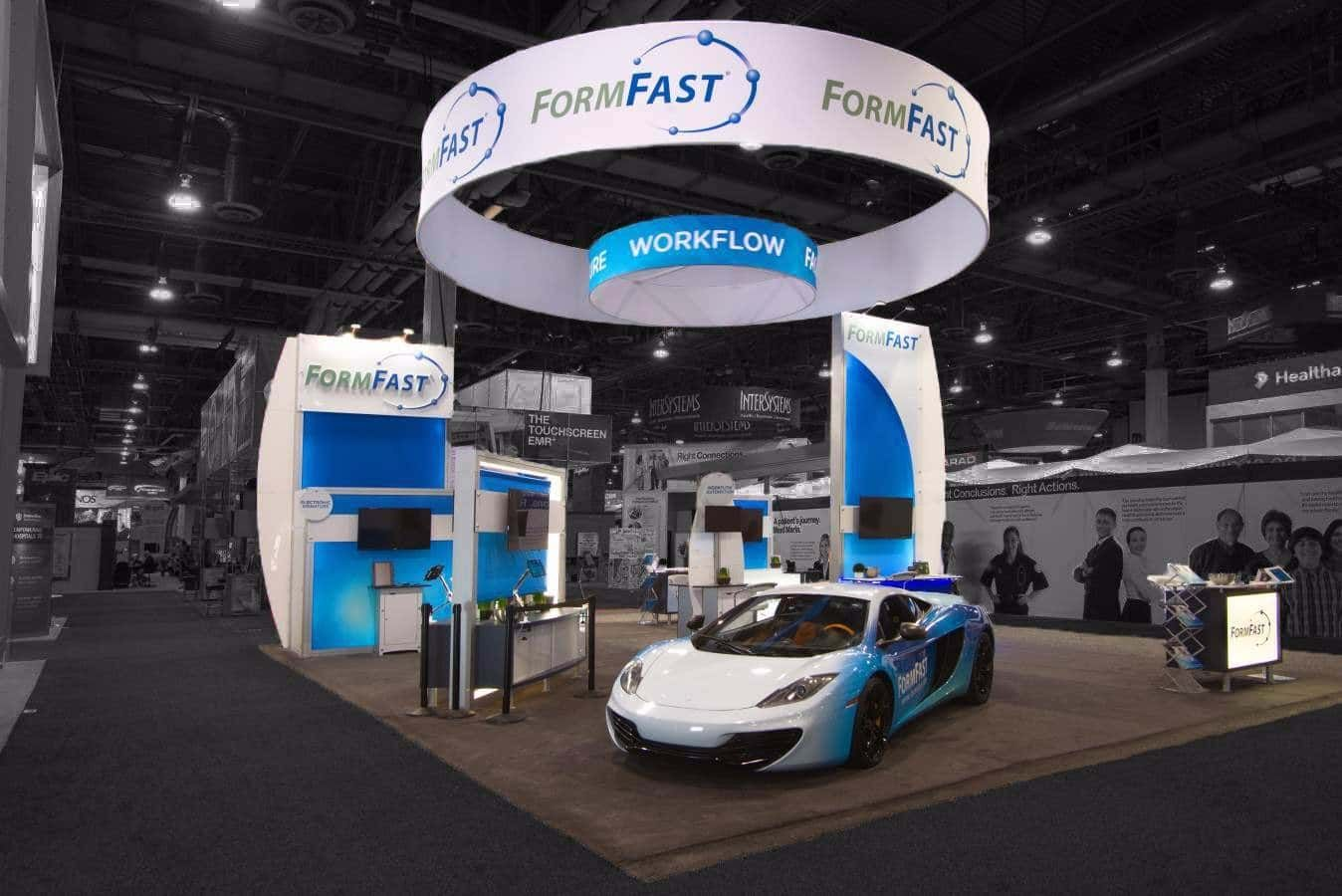 Exhibition Booth Usa : Exponents insta usa provides turnkey exhibit solutions