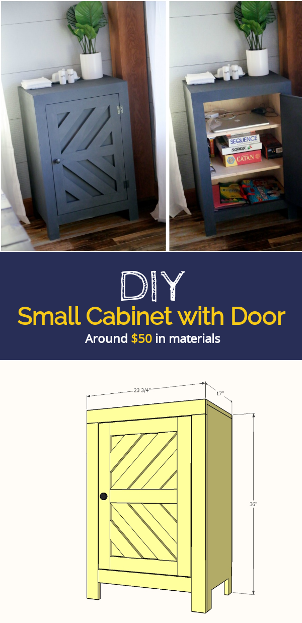 Dining Room Sidekick Small Cabinet