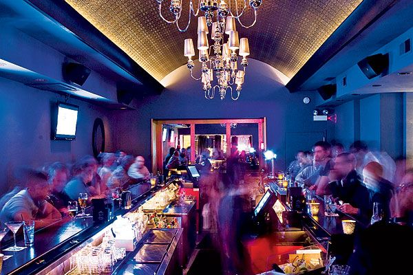 Lavender lounge gay peep show
