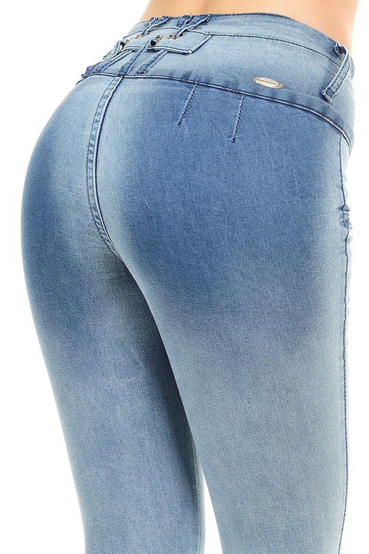42baa1099f274 M.Michel Women s Jeans Colombian Design