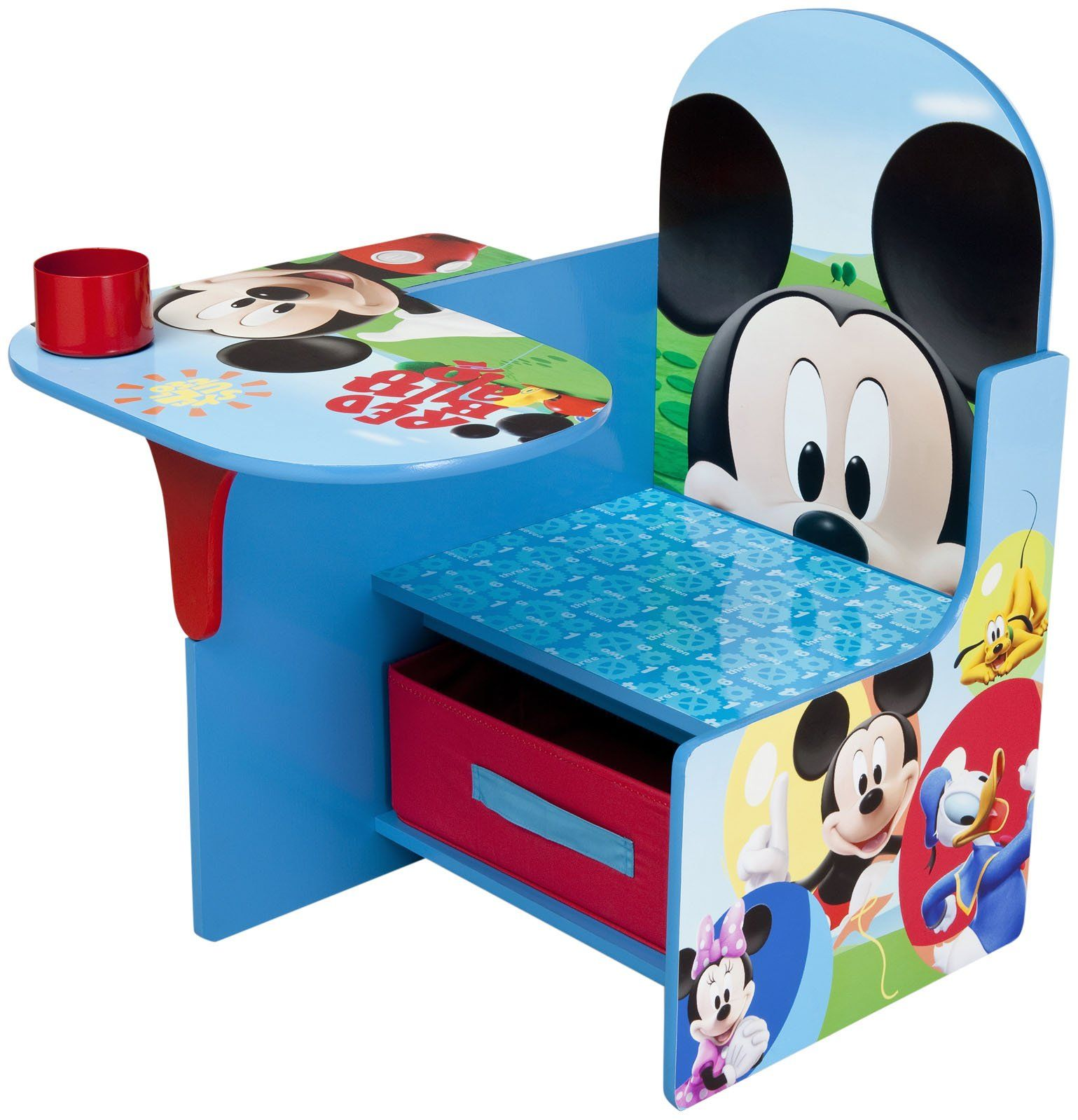 Disney Minnie Mouse Table & Chairs Free Shipping... for