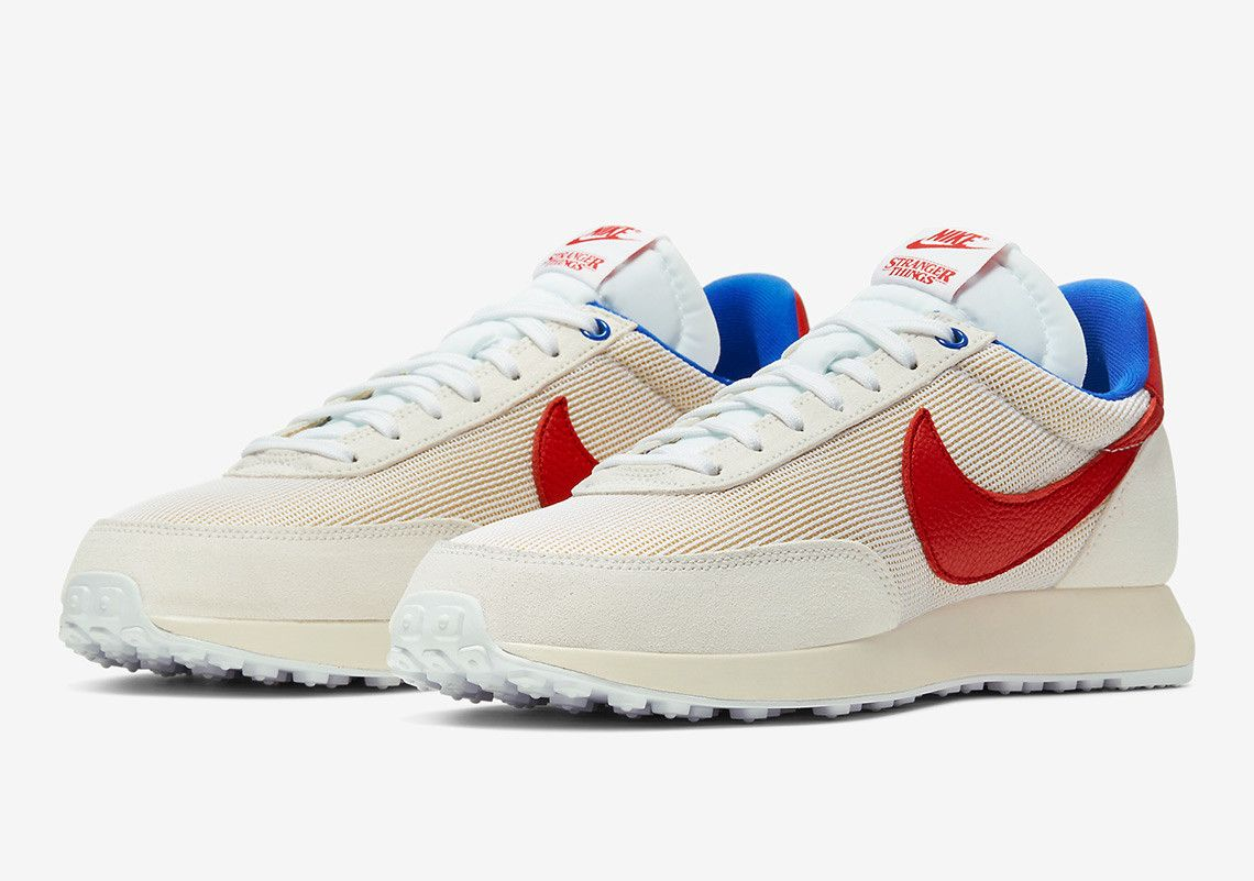 Stranger Things x Nike Tailwind OG Collection Releases On