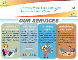 Back Office Services Call Center Service Personal Care