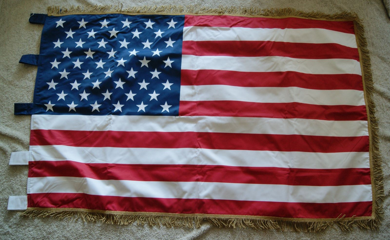 From The Movie Point Break Two Screen Used Flags U S Flag F B I United States Flag Star Stripes With Fringe Fl Point Break Movies Point Broken Screen