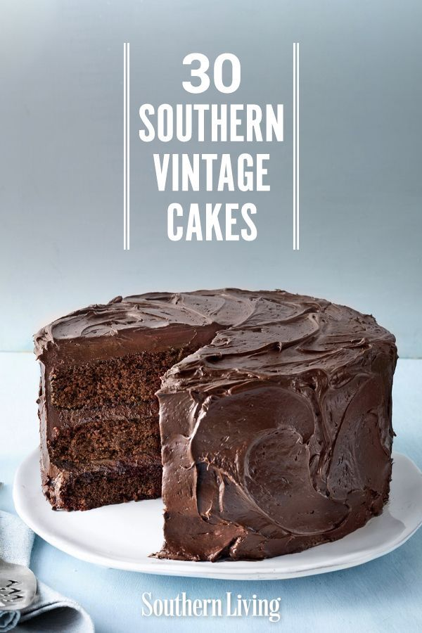 Photo of 30 Vintage Cakes from the South That Deserve a Comeback