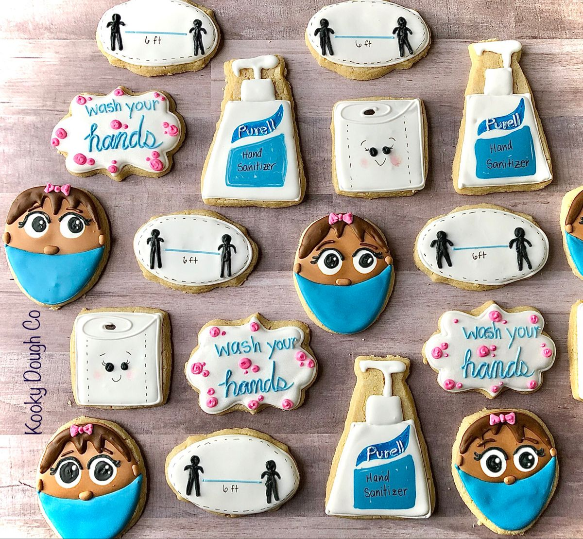 Pin on Decorated Cookies