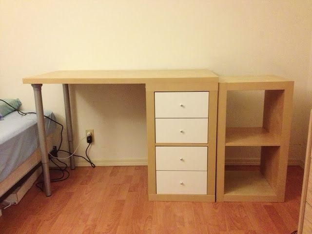 50++ Ikea expedit birch desk trends