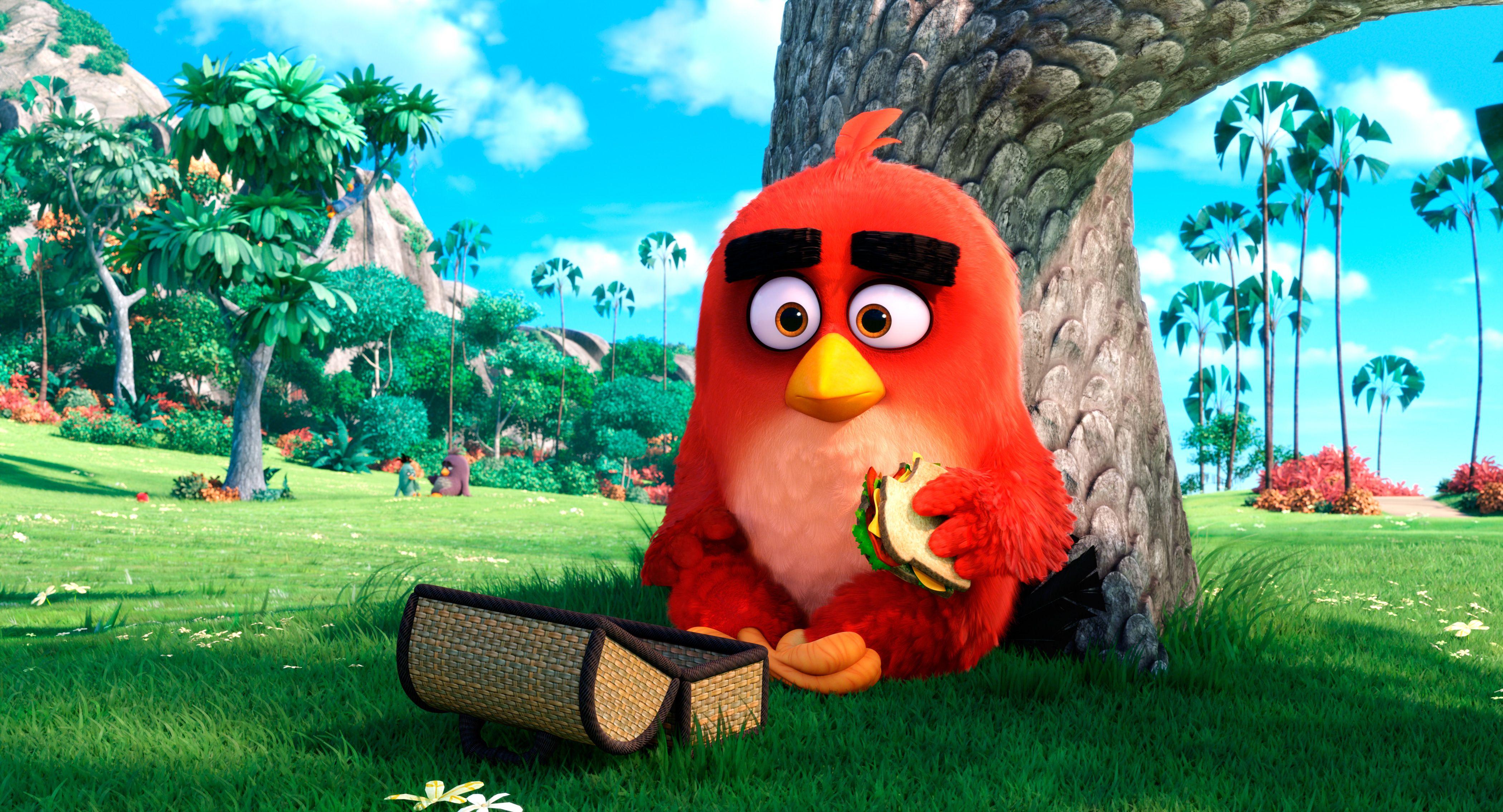 Pin de Sony Pictures Brasil em Angry Birds Filmes de