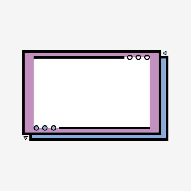 Memphis Simple Line Square Border Dialog Design Element Memphis Simple Line Png Transparent Clipart Image And Psd File For Free Download Powerpoint Background Design Graphic Design Background Templates Instagram Frame Template