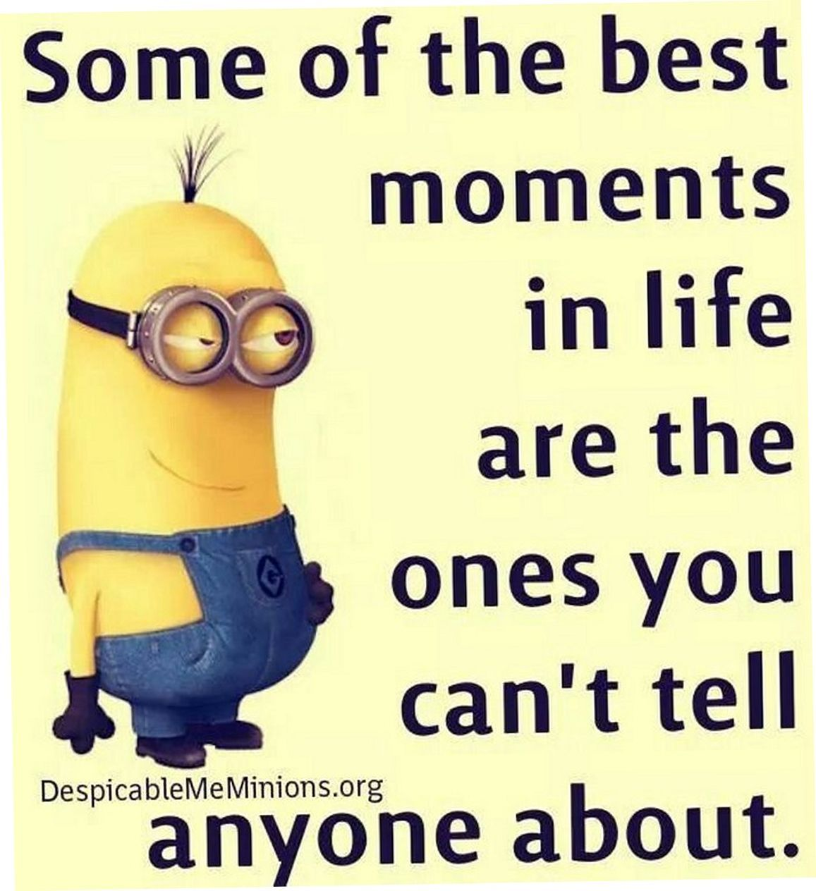 Top 23 Minion Quotes Love Hilarious Humor Pictures Clean