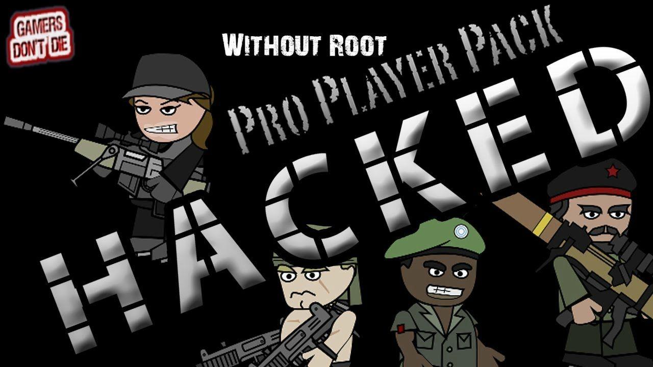 How to hack mini militia without root mini militia hack