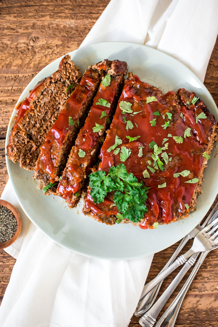 Gluten Free Slow Cooker Meatloaf Small Farm Big Life In 2020 Slow Cooker Meatloaf Slow Cooker Recipes Meatloaf Beef Recipes Easy