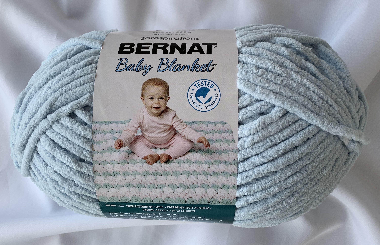 Multicolor Bernat Pipsqueak Yarn 5 Bulky Gauge Baby Soft Yarn 3.5oz