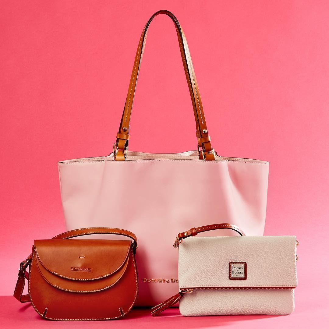 Dooney & Bourke | Winter Fashion Dusty Pink | Handbag | Accessory ...