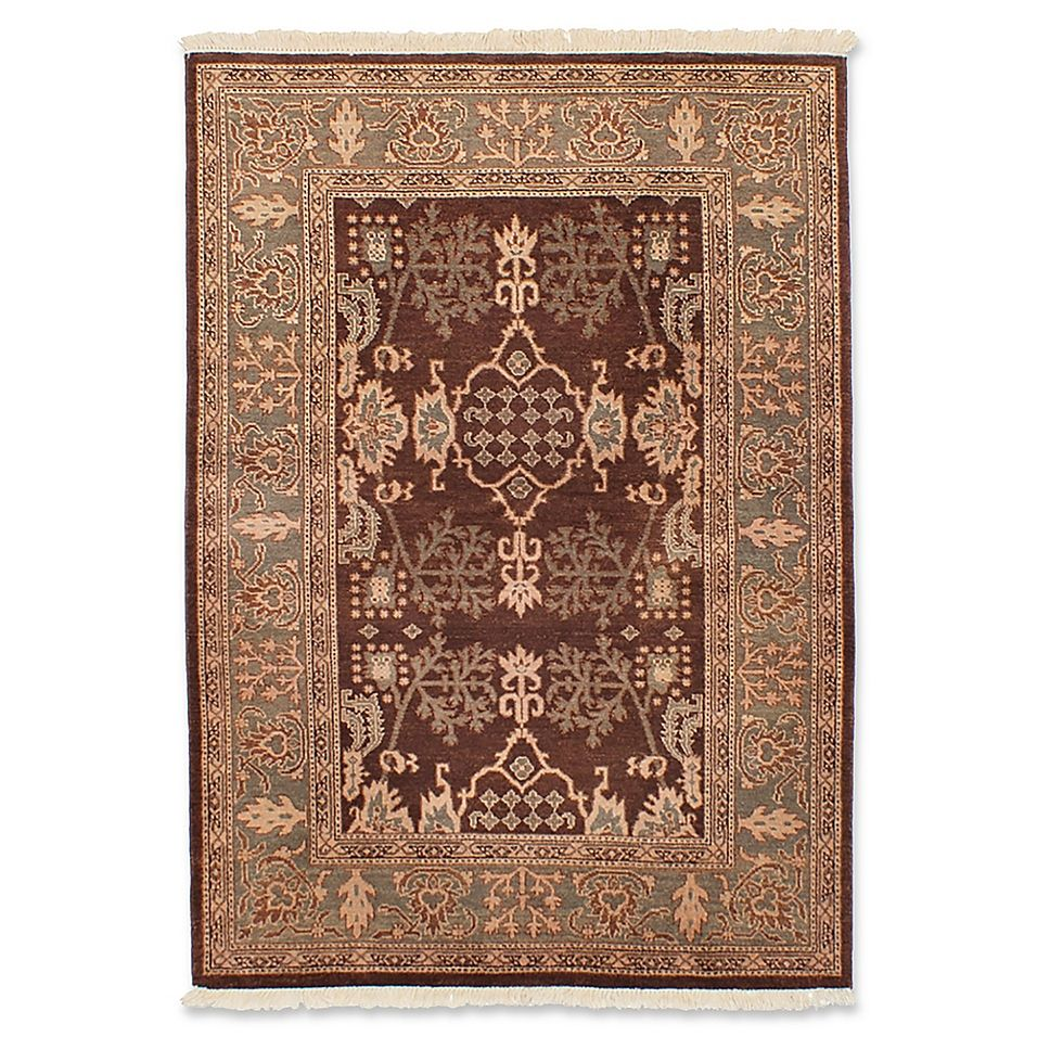 Ecarpetgallery One Of A Kind Chobi 4 4 X 6 1 Hand Knotted Area Rug