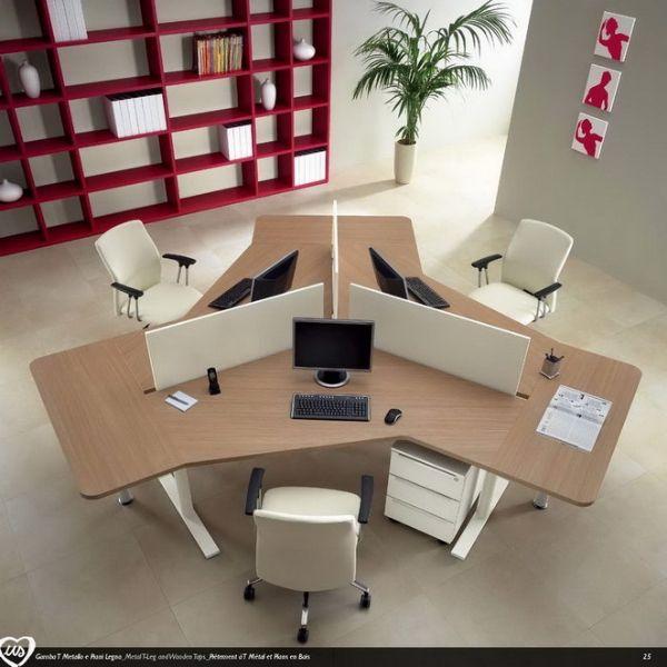 Us estaci n de trabajo colecci n us by for Muebles de estudio modernos