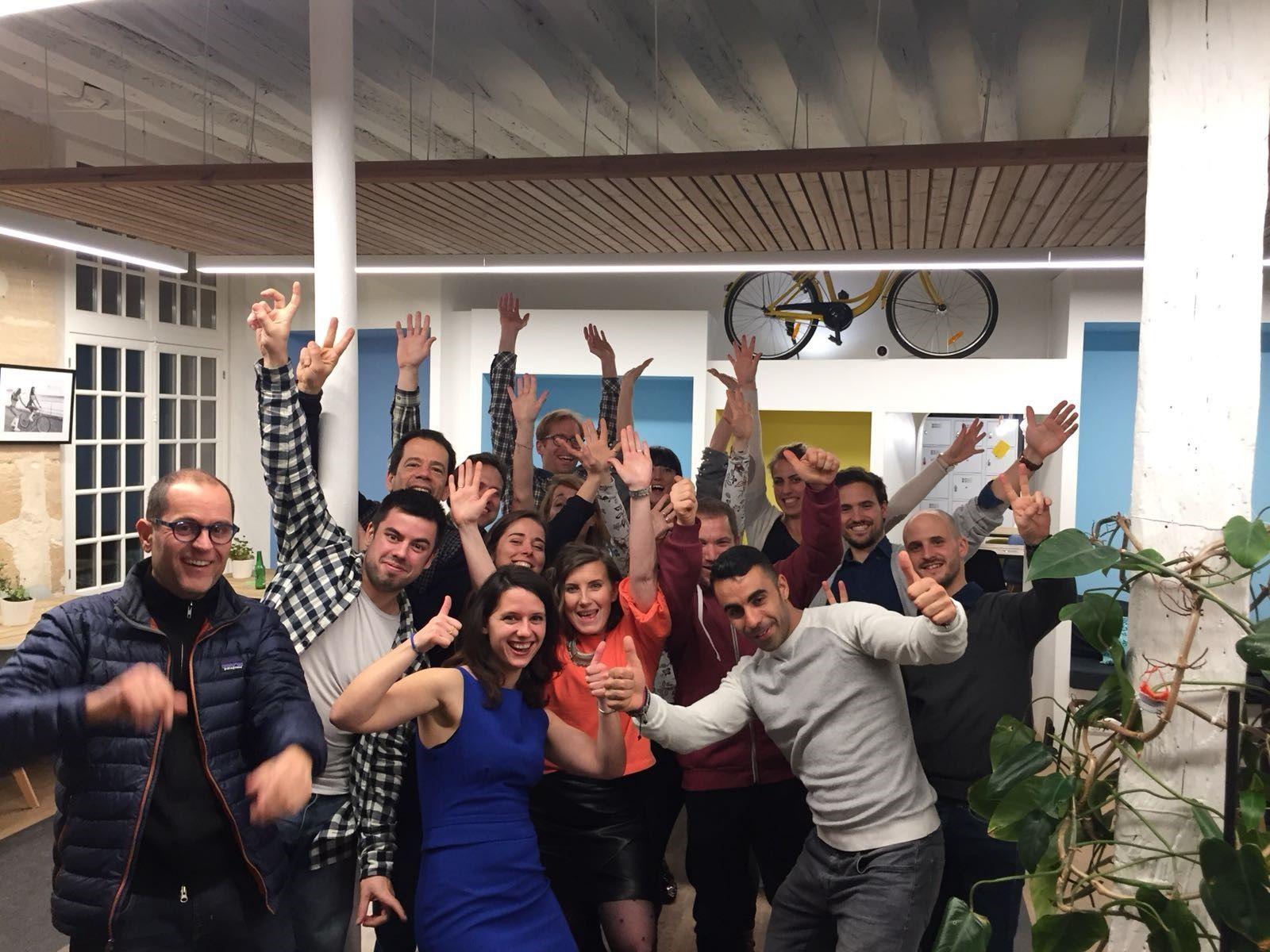Photos souvenir de la soirée de clôture du Challenge Detox d' Urban Challenge chez MyCowork  http://ow.ly/Ulu130iMDHt  #sport #outdoor #detox #apéro #coworking #coworkers #coolworkers #coworkingspace #cafewifi #resident #bureau #privatisation
