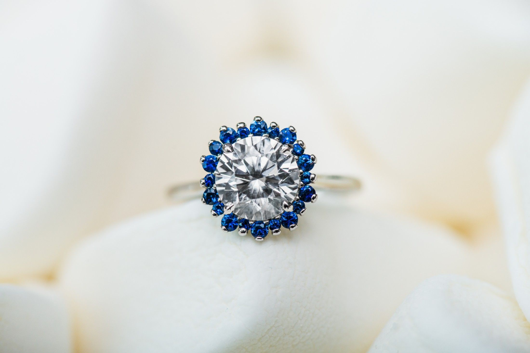 Ad design your unique engagement ring now at jamesallen all
