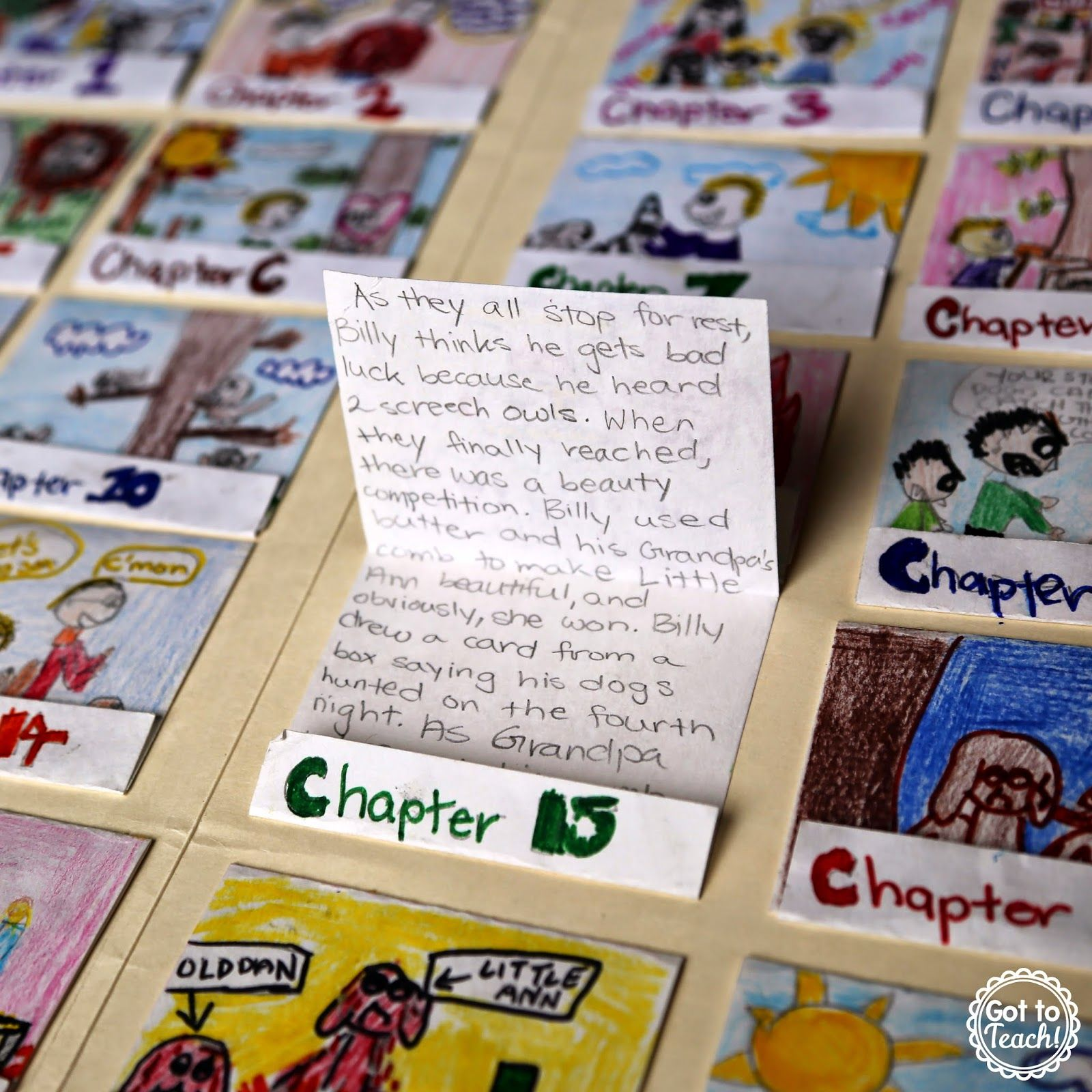 Matchbook chapter summaries novels students and literacy matchbook chapter summaries for novel studies what a creative way to work on summarising with chapter books fandeluxe Gallery
