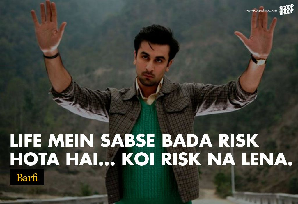 Barf Bollywood Quotes Business Motivational Quotes Motivational Quotes In Hindi