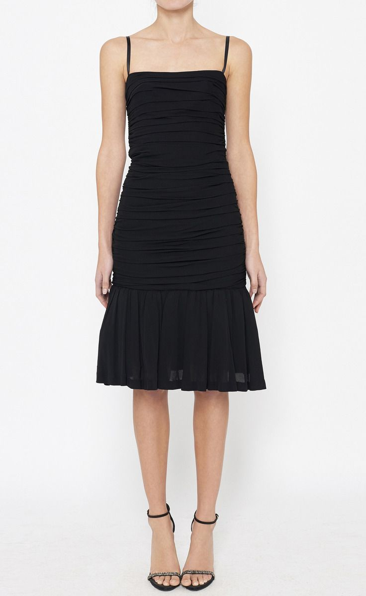 Derek lam black dress fashion u accessories pinterest derek